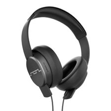 SOL REPUBLIC Master Tracks - Grey, Over Ear Headphones, Noise Isolation - As New