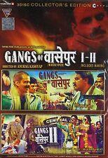 DVD- Gangs of Wasseypur Part 1 and 2 (Manoj Bajpeyee, Nawajuddin Siddiqi) Movie