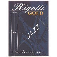 Rigotti Gold Alto Saxophone Reeds Strength 2.5 Medium