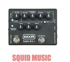 MXR M-80 Bass Direct Box with Distortion D I + 3-band EQ M80 (OPEN BOX EXCHANGE)