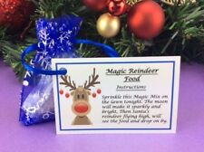 Blue Magic Reindeer Food - Christmas Eve Box - Christmas Traddition - Xmas Dust