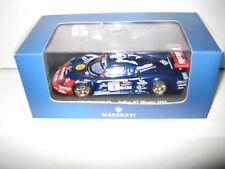 IXO 1/43 MASERATI MC12 ITALIAN GT MISANO 2005  GTM039 OLD SHOP  STOCK