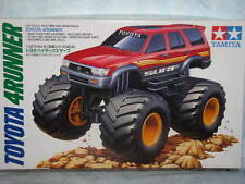 Tamiya 1/32 Toyota 4 Runner 4WD Battery Model Car Kit #17010 NOT Remote Control