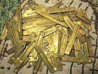 1800s Full Set 122 Brass Pump Parlor Organ Reeds Pipe Parts Replacement Repair