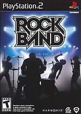 Playstation 2 PS2 original Rock Band *NEW/SEALED* 1 first I *RARE* game only