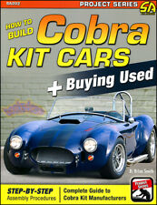 HOW TO BUILD COBRA KIT CARS SHELBY ASSEMBLY MANUAL BUYING USED GUIDE BOOK