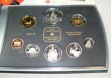 [NC] CANADA - SET ROYAL CANADIAN MINT PROOF 1998