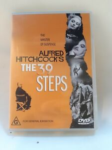 Alfred Hitchcock's - The 39 Steps (DVD, 2003) - Region 4