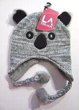 Koala Beanie Hat Junior Kids La Gear Product BNWT