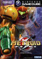 USED Gamecube Metroid Prime