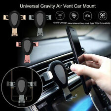 Universal Adjustable Gravity Air Vent Outlet Car Mount Holder For Cellphone Lot