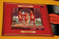 PAUL KANTNER LP BARON VON TOLLBOOTH ITALY 1981 NM !!!!!!!!!!
