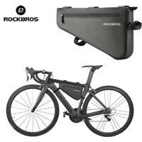 RockBros Waterproof MTB Road Bike Cycling Triangle Large Tube Frame Bag 5L/8L