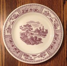 Syracuse China Restaurant Ware Dinner Plate