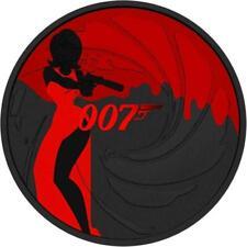 Tuvalu 2020 1$ - James Bond 007 - 005 - 1 Oz Silver Coin