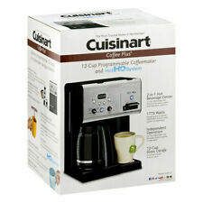 New listing Cuisinart Chw-12 12-Cup Coffee Maker - Black/Silver
