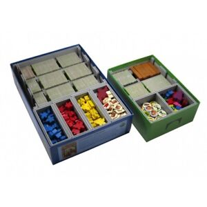 Folded Space Game Inserts - Carcassonne