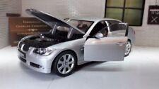 Modellini statici di auto , furgoni e camion WELLY argento , Marca del veicolo BMW