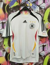 Germany Soccer National Team Fussball Football Shirt Jersey Youth L / Mens XS