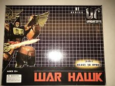 Unique Toys Robot War Lord  UT-W01 War Hawk Predaking