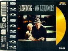 cdv Mon Legionnaire Serge Gainsbourg :