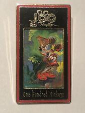 One Hundred Mickeys Pin Series (MM 043) - LE 3500 Disney Disneyland Mickey