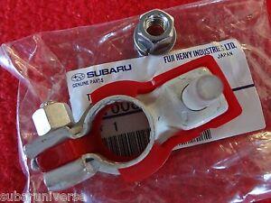 Subaru (+) Battery Terminal End WRX Impreza STi Forester Outback Legacy OEM