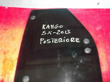 vetro posteriore sx Renault Kangoo 2013