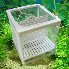 Aquarium Fry Baby Fish Tank Guppy Breeding Breeder Trap Box Nursery Hatchery Net