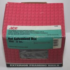 Ace Hardware 5LB 10D Hot Galvanized Framing Nail 53466 3""