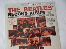 BEATLES__SEALED__Original 2nd Album LP__Capitol Dome__ST-2080 #12__EX++