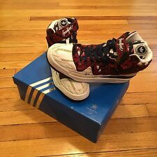 adidas forum mid d hug-dqm x huf x undefeated x goodfoot