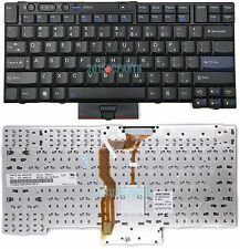 Original New for Lenovo ThinkPad T410 T420 T510 T520 W510 W520 X220 Keyboard US