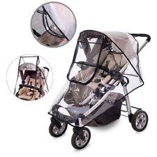 Buggy Rain Cover Universal Raincover For Baby Pushchair Stroller Pram Waterproof