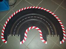 Carrera Digital 124/132 Exclusiv,Evolution Kurve 1/60 180 mit Randstreifen