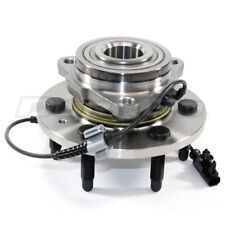 Wheel Bearing & Hub Assembly fits 2007-2013 GMC Sierra 1500 Sierra 1500,Yukon,Yu