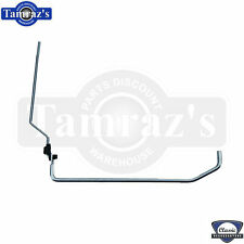 69-72 for GM A Body Door Lock Knob Threaded Shaft Rod with Bellcrank Linkage L=R