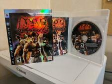 Tekken 6 (Sony PlayStation 3 PS3) Complete with slip cover