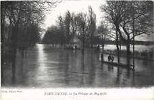 CPA PARIS INONDE La Pelouse de Bagatelle (562014)