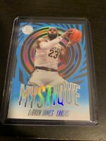 BLUE SAPPHIRE Lebron James 2019-20 Panini Illusions Basketball Mystique Acetate
