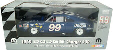 1:18 ertl 1969 Dodge Charger 500-Paul Goldsmith #99 Limited winged Warriors