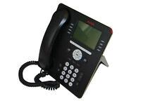 Avaya IP Telefon Model 9608 schwarz                                          *44