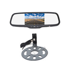 Vardsafe | Backup Camera + Clip-on Mirror Monitor for Jeep Wrangler (2007-2018)
