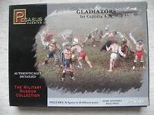 Pegasus  Hobbies  7100  Gladiatoren  1:72 Kombiversand möglich