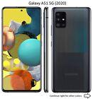 Samsung Galaxy A51 / A51 5g   64gb / 128gb At&t Or Gsm Unlocked   Great 9-9.5/10