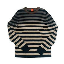 Boss Hugo Boss Orange Label Men's Ombré Pullover Sweater Size Medium