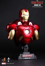 Hot Toys Iron Man 3 Mark VII 1/4TH Scale Limited Edition Collectible Bust HTB11