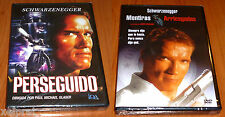 PERSEGUIDO / MENTIRAS ARRIESGADAS - THE RUNNING MAN / TRUE LIES - Precintada