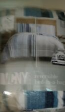 New listing Brand New Vcny Home Full Size 8 Piece Reversible Bed In A Bag