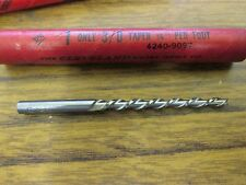 CLEVELAND Size 3/0 HIGH SPEED TAPER PIN MACHINE REAMER